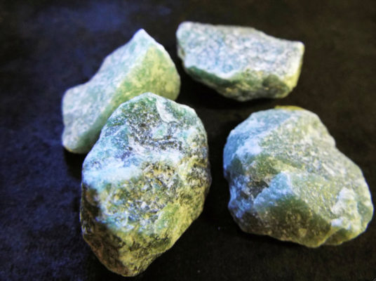 Aventurine Gemstone Rough Solid Rock Untouched Spiritual Healing