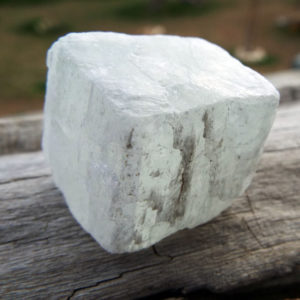 Calcite Gemstone Stone Rough Faceted Solid Rock Untouched Spiritual Healing