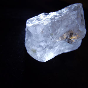 Clear Quartz Rough Gemstone Solid Faceted Rock Untouched Spiritual Healing