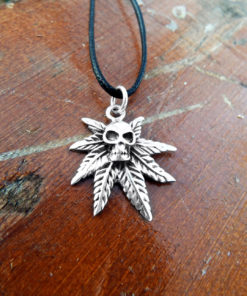 Pendant Skull Silver Sterling 925 Gothic Dark Necklace Jewelry 3
