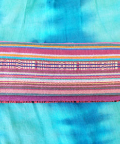 Tobacco Pouch Cotton Handmade Fabric Case Pocket Hand Stitched