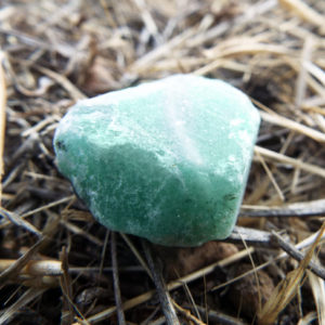 Aventurine Gemstone Rough Solid Rock Untouched Spiritual Healing