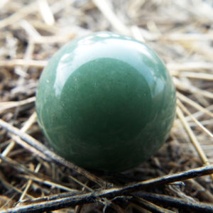 Aventurine Gemstone Solid Ball Rock Tumble Stone Untouched Spiritual Healing