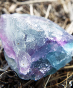 Fluorite Rough Gemstone Solid Faceted Rock Untouched Spiritual Healing