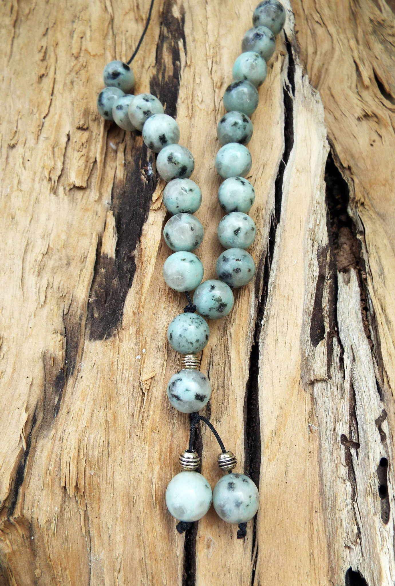 Komboloi Greek Worry Beads Amazonite Prayer Beads Rosary Beads Turkish Tasbih Handmade Gemstone