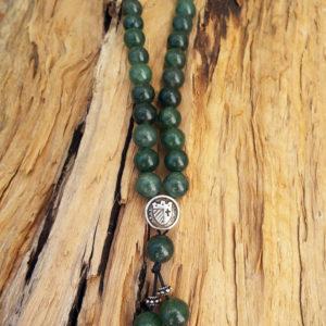 Komboloi Greek Worry Beads Aventurine Prayer Beads Rosary Beads Turkish Tasbih Handmade Gemstone