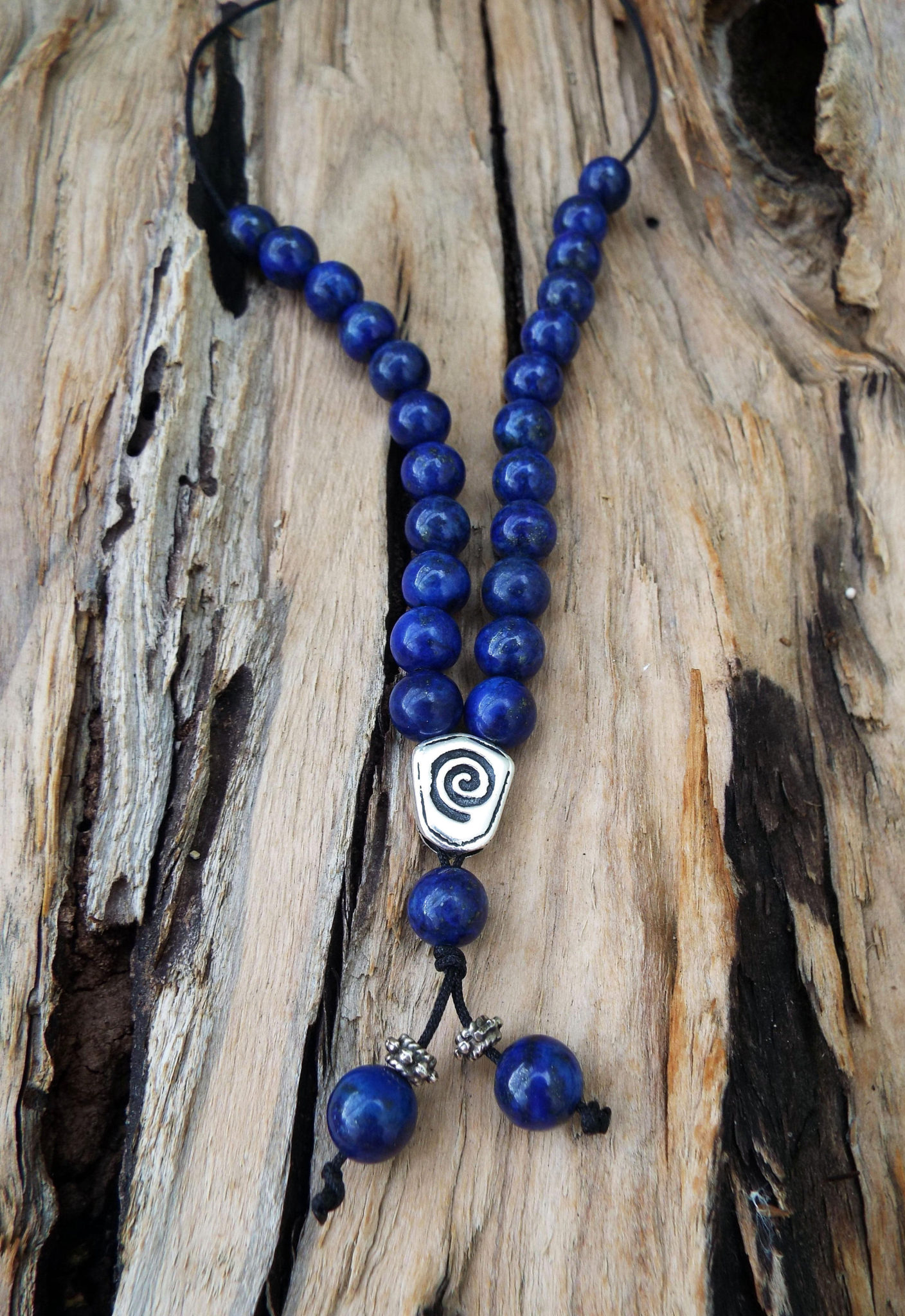 Komboloi Greek Worry Beads Lapis Lazuli Prayer Beads Rosary Beads Turkish Tasbih Handmade Gemstone