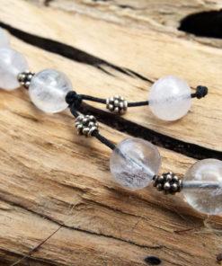 Komboloi Greek Worry Beads Quartz Prayer Beads Rosary Beads Turkish Tasbih Handmade Gemstone