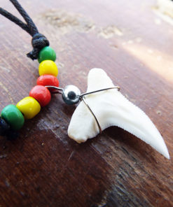 Shell And Tribal Pendants